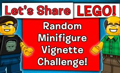 Episode 95: Random Minifig Vingnette Challenge