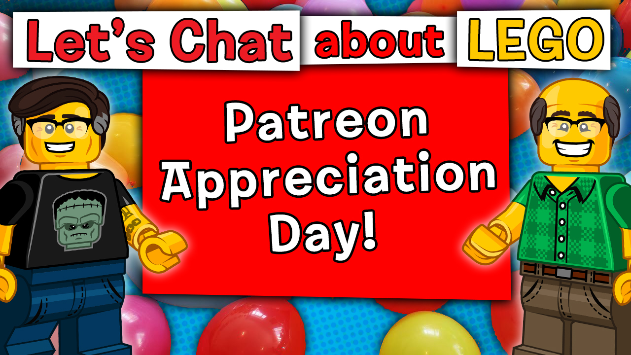 Episode #96: Patreon Appreciation Day!