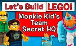 Episode 90: Monkey Kid's Team Secret HQ