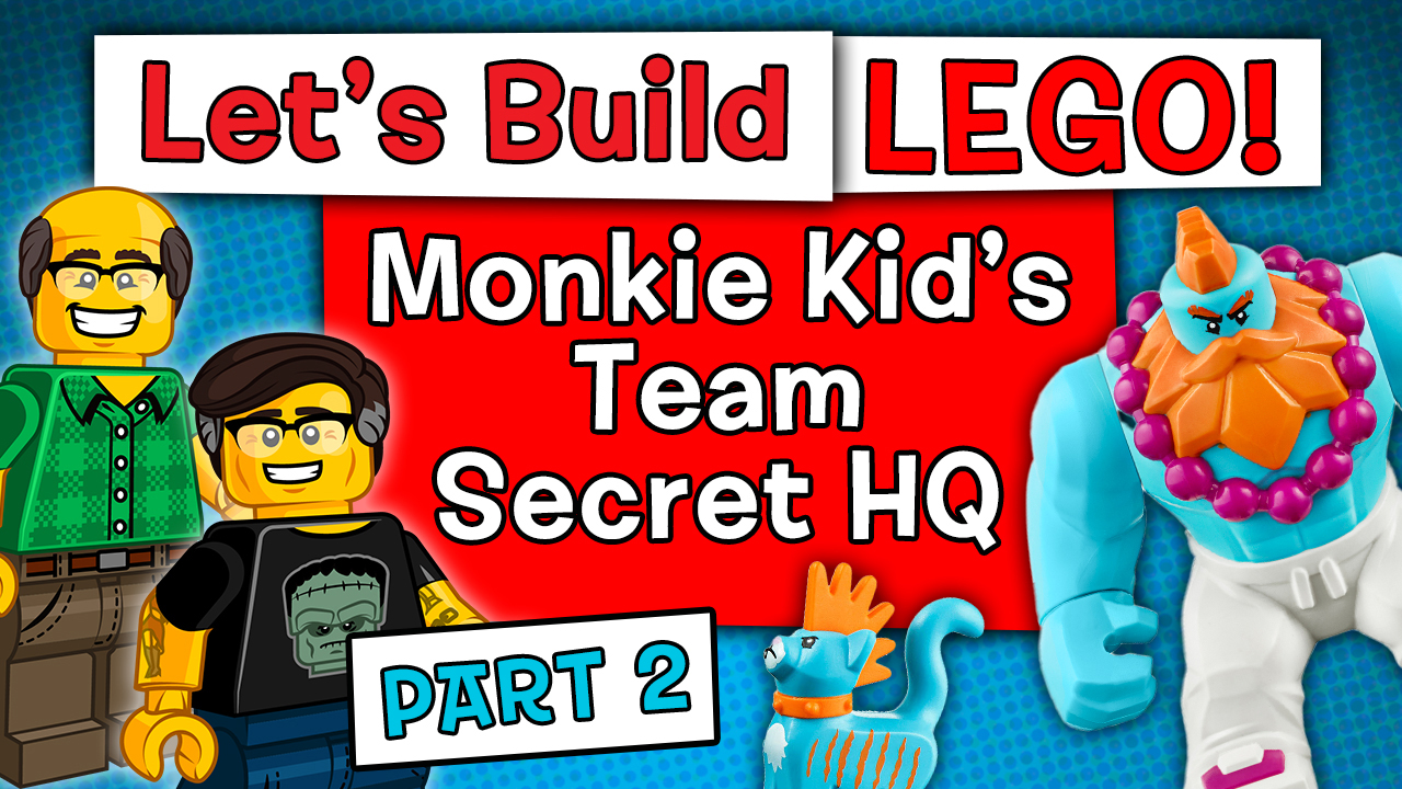 Episode 94: Monkie Kid's Team Secret HQ – Pt. 2