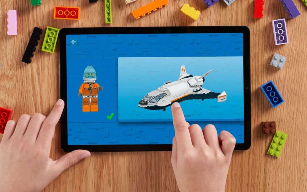 LEGO Instructions PLUS App Info!
