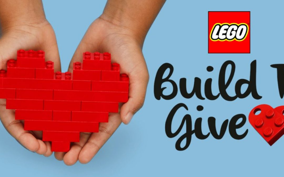 Everything you need to know about the #BuildToGive Challenge!