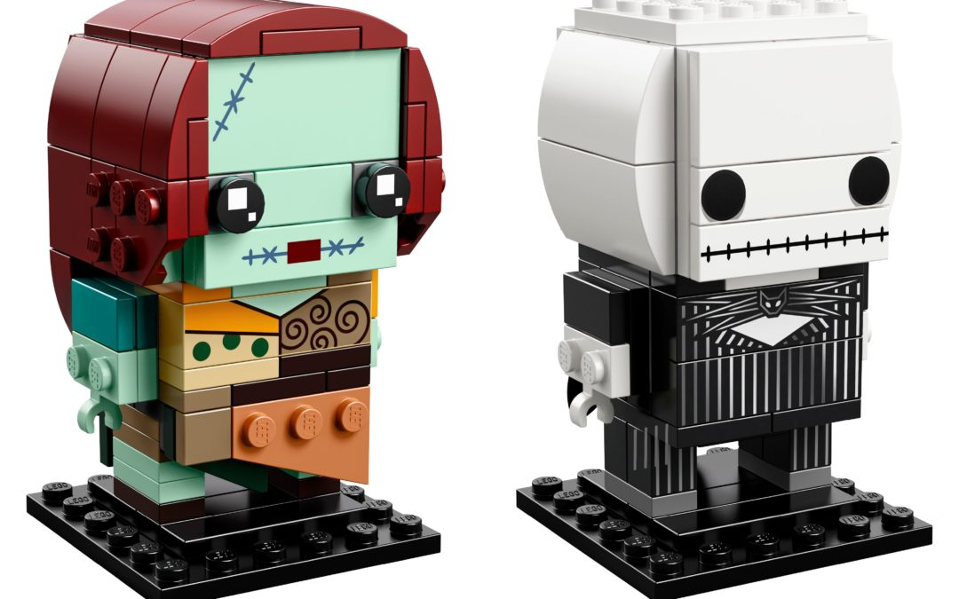 Everything you need to know about the Build a BrickHeadz Challenge!