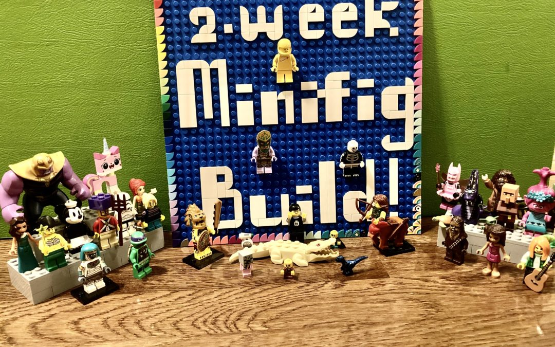 Everything You Need to Know About the 2-Week Favorite Minifig Build